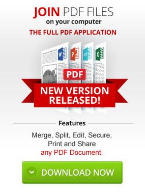 PDFJoin! - Joindre des fichiers PDF en ligne gratuitement | Boite à outils E-marketing | Scoop.it