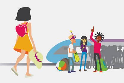 La Région des Pays de la Loire lance un tarif groupe jeunes pour voyager dans les trains régionaux | La veille du CRIJ des Pays de la Loire | Scoop.it