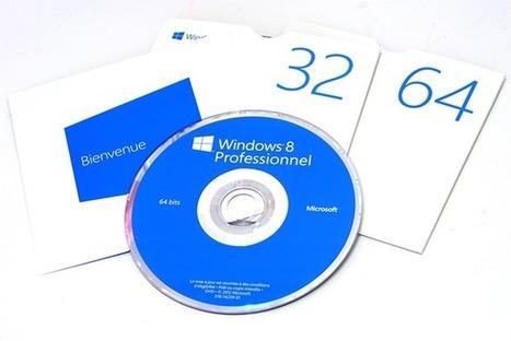 Comment mettre à niveau Windows 8 32-bits vers Windows 8 64-bits   Astuces Informatique   Scoop.it
