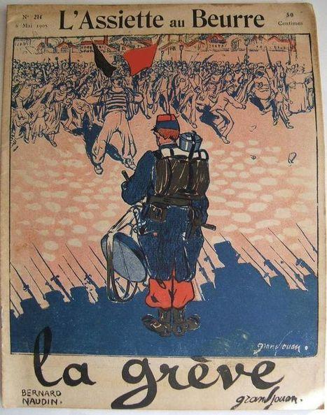 « Ouest-France » et le spectre de l'anarcho-syndicalisme   Le Club de Mediapart   Econopoli   Scoop.it