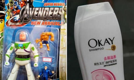 19 Hilarious Products Made In China | Strange days indeed... | Scoop.it