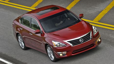 Edmunds: Nissan Altima is best investment - The Daily News Journal | Nissan Cars | Scoop.it
