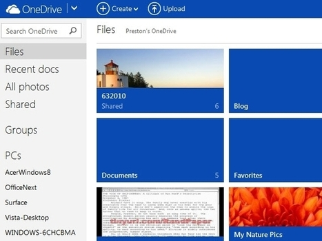 4 reasons you'll like Microsoft's new OneDrive | Windows 8 Apps | Scoop.it