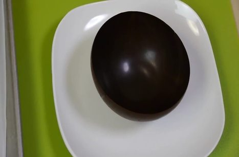 How To Make Chocolate Bowls | I'm bored | Scoop.it