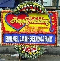Bunga Papan Pernikahan ke Gedung Kemenakertrans | Ucapan Bunga Papan | Scoop.it