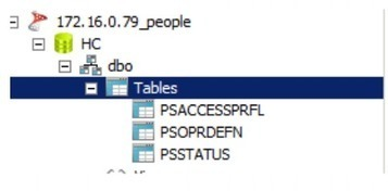 """PeopleSoft Security Part 2: """"Decrypting"""" AccessID 
