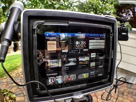 Padcaster and Lenscaster for Professional iPad Video Production | iFilmmaking | Scoop.it