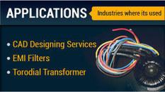 EMI Filter, Toroidal Transformer, E & I transformer, Audio Line Matching transformer   EMI Filter Manufacturers in  India   Scoop.it