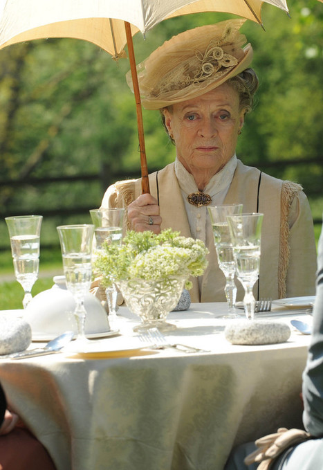 18 Quotes By The Dowager Countess That You Need To Start Using In Your Life | Daring Fun & Pop Culture Goodness | Scoop.it