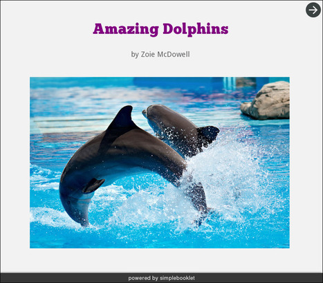 2nd Grade Reserch - McDowell : simplebooklet.com | Echolocation | Scoop.it