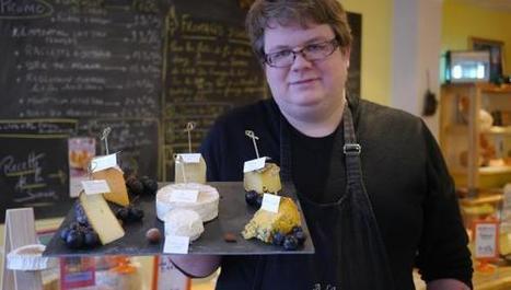 Saint-Omer : le fromager audomarois ouvre une boutique dans le Marais parisien | The Voice of Cheese | Scoop.it