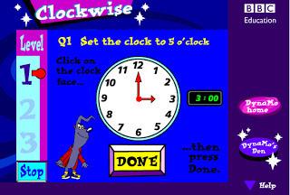 Clockwise   Games for 3_4 LT   Scoop.it