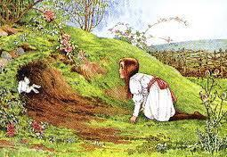 Down the Rabbit Hole | Idioms.in | Scoop.it