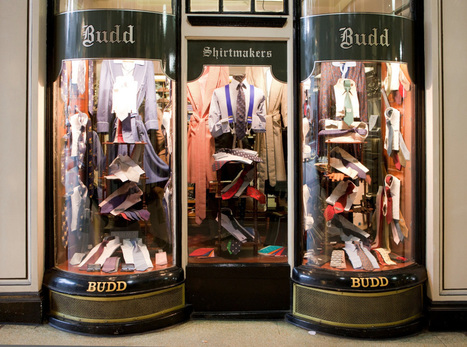 Budd Shirt Makers London – Style and Sartorial Superiority | Gn'T Style Pills | Scoop.it