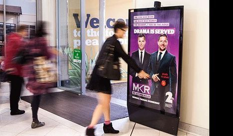oOh! and MKR attract shoppers senses with special retail billboards   Digital Signage and Digital Out-Of-Home News   Scoop.it