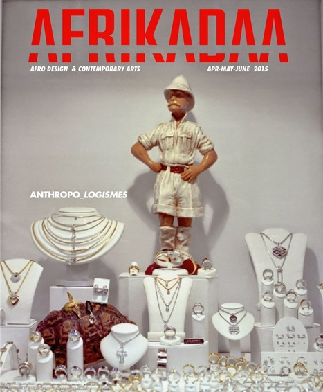 "AFRIKADAA: AFRIKADAA ISSUE N°9 ""ANTHROPO_LOGISMES"" COMING SOON !!!!!! 