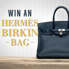 Enter to Win an Hermès Birkin Bag! | All About Vintage | Scoop.it