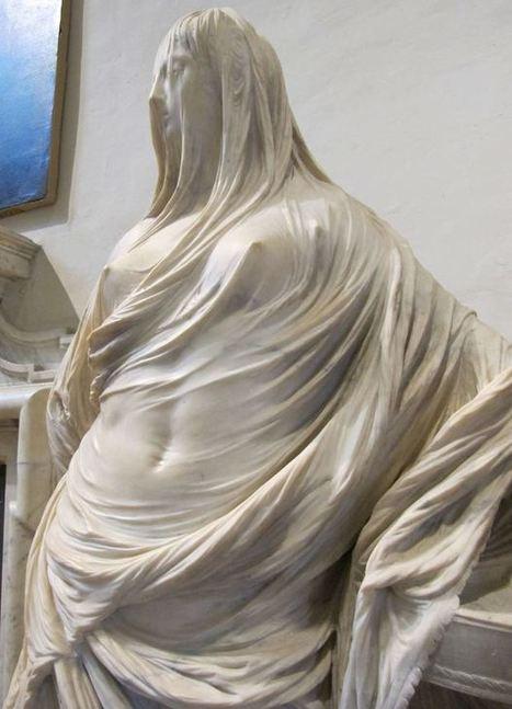 Art Beyond Words: Corradini's Veiled Lady | My Sweet Delirium | Scoop.it