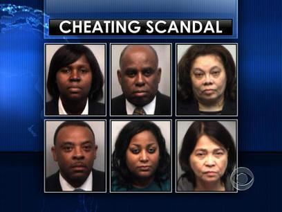 Atlanta Wackademics Cheat to get Paid!   Restore America   Scoop.it