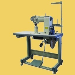 Industrial Leather Sewing Machines: Contact Premium Leather Machinery Suppliers Online! | Leather Sewing Machine | Scoop.it