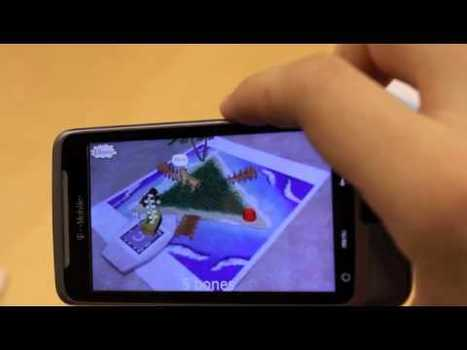 Qualcomm Augmented Reality Game Studio | Playing with Reality | Puppy Plus | Augmented Reality in Education and Training | Scoop.it