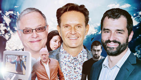3 Top Hollywood Show Runners Explain Why They Love Twitter   Transmedia: Storytelling for the Digital Age   Scoop.it
