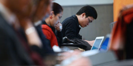 Pour les étudiants chinois en France, «échouer n'est pas une option» | osez la médiation | Scoop.it