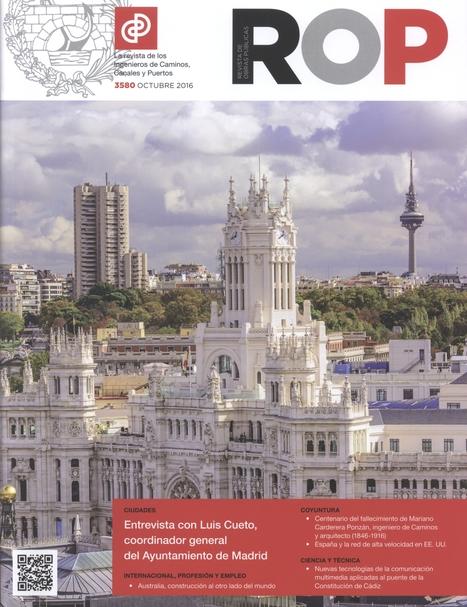 Revista de Obras Públicas, nº 3580 (2016)   Ingeniería Civil   Scoop.it