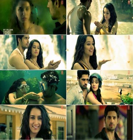 Galliyan - Ek Villain (2014) 1080p HD Hindi Movie Full Video Song Free Download - HD World Music | hdworldmusic.blogspot.com | Scoop.it