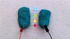 Play dough circuits 2: experiment with electricity › Tricks (ABC Science) | Energy Experiments | Scoop.it
