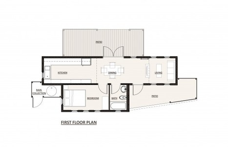 the strip house | r | one studio architecture | Container houses | Scoop.it