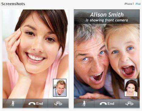Chat vidéo Google Talk sur iPad grâce à Vtok | Time to Learn | Scoop.it