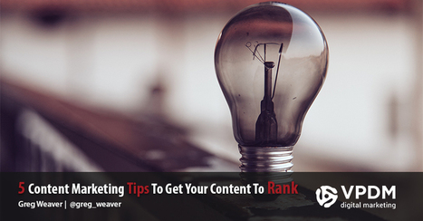 Insider Content Marketing Tips to Build Your Content Strategy | Content Marketing | Scoop.it