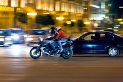 Nighttime Motorcycle Accidents in California | California Motorcycle Accident Attorney News | Scoop.it