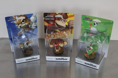 Nintendo Amiibo impressions: Getting friend-zoned | Random for sharing | Scoop.it