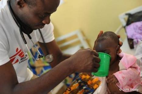 Sahel – La double réponse de MSF face à une crise nutritionnelle annoncée | Child Protection and food security in Chad | Scoop.it