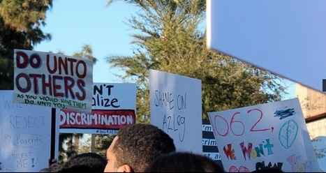Conservative Media Are Outraged That Arizona's Anti-Gay Bill Was Vetoed | Daily Crew | Scoop.it