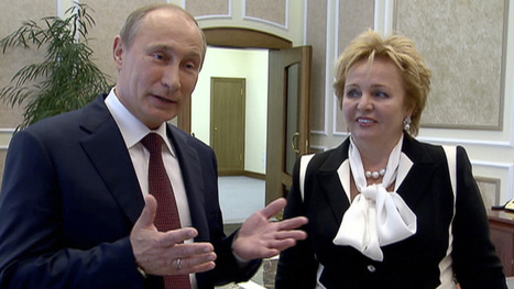 Russia's Putin, wife announce divorce - World - CBC News | Law12 Ch16. Marriage Galia,Houston,Henry | Scoop.it
