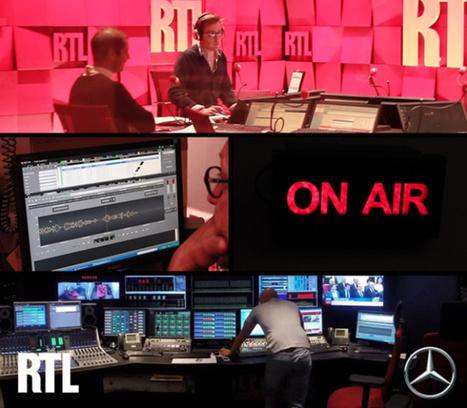 IP France : la première campagne radio de live advertising | Radio 2.0 (En & Fr) | Scoop.it