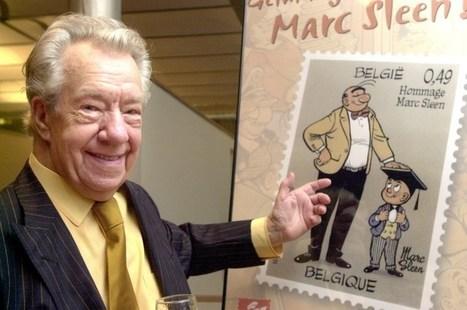 Le dessinateur de BD Marc Sleen est décédé | Bibliorunner, un tech. doc. à l'affût! | Scoop.it