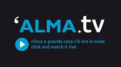 ALMA.tv - WEB TV - ALMA TV | Italiano per stranieri | Scoop.it