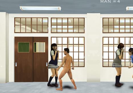 Montrez vos parties intimes à un maximum de lycéennes dans ce jeu vidéo japonais déjanté | Farfeleusement Vôtre | Scoop.it
