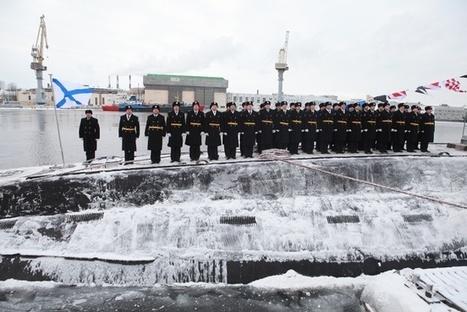 Black Sea Fleet submarines in Arctic tests | Naval Defence | Scoop.it