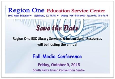 2015 Region One ESC Fall Media Conference | Information Powerhouses | Scoop.it