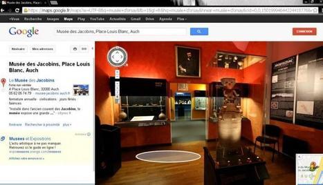 Auch. Google entre au musée - LaDépêche.fr | Musée et reseaux sociaux | Scoop.it
