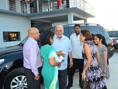 President urges more investment from Guyanese in the Diaspora ...   Diaspora investments   Scoop.it