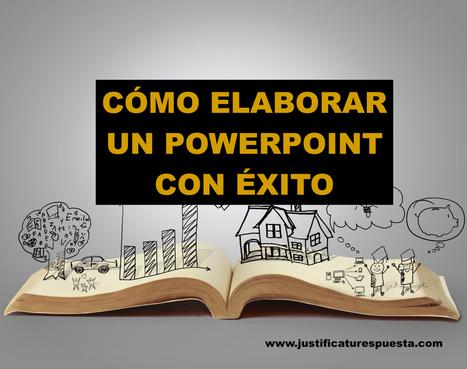 6 Estructuras básicas para elaborar con éxito un powerpoint | Pedalogica: educación y TIC | Scoop.it
