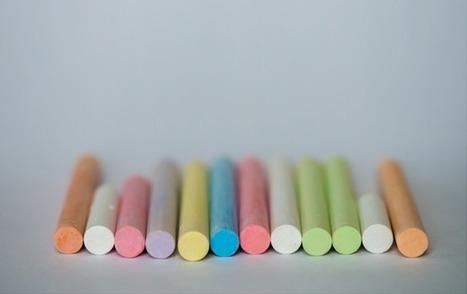 Signification des couleurs : que choisir pour son CV? | Post-bac et jeunes diplômés | Scoop.it