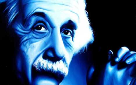Einstein's Corpus Callosum Explains His Genius-Level Intellect | leapmind | Scoop.it