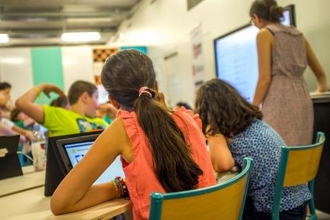 Expérimentation - L'introduction des tablettes à l'école en question   Pros de l'éducation primaire, secondaire & de l'enseignement supérieur   Scoop.it